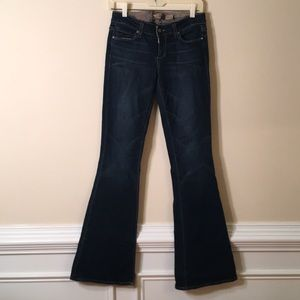 Paige Bell Canyon Jeans Size 26 Inseam 34 inches
